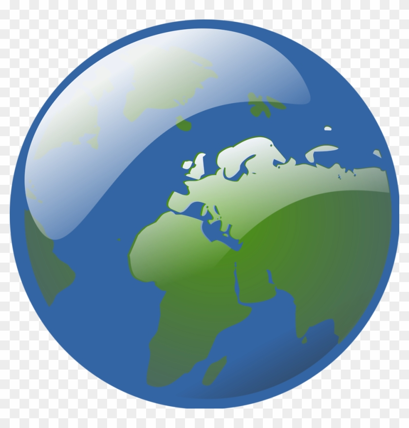 Earth Clipart No Background - Earth Globe #79516