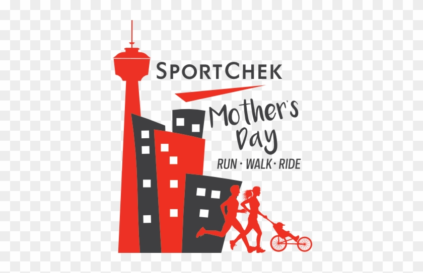 Mothers Day Logo - Sport Chek Mother's Day Run #79624