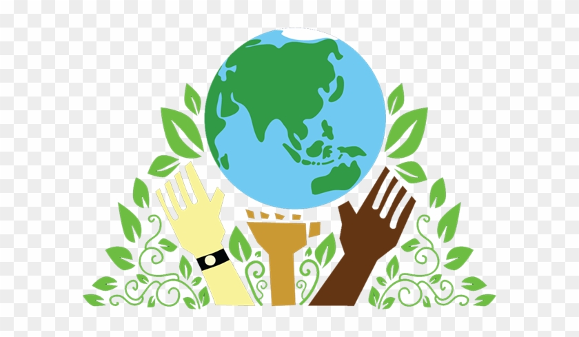 Hands Holding Earth - Earth Week #79627