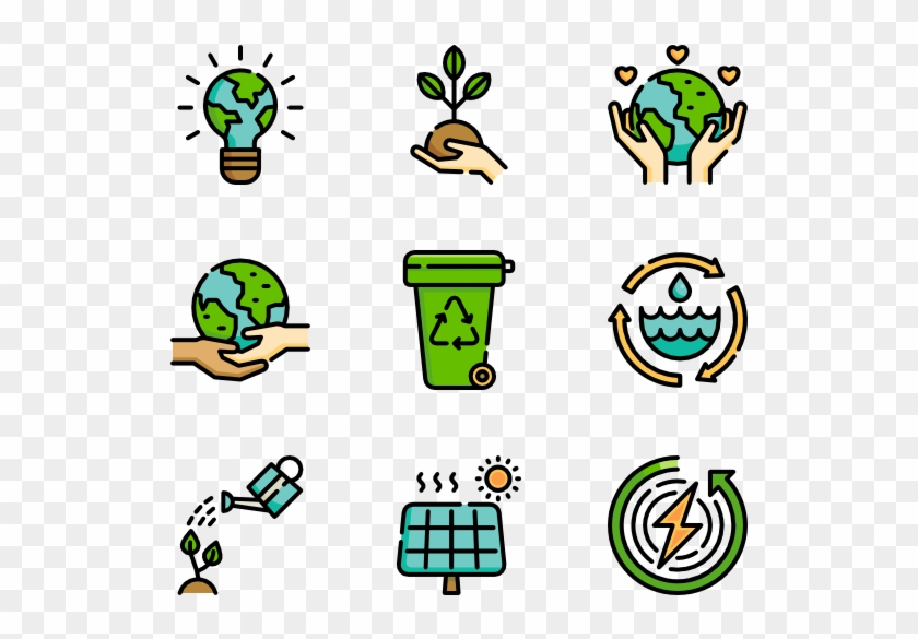 Earth Day - Earth Day Icons #79676