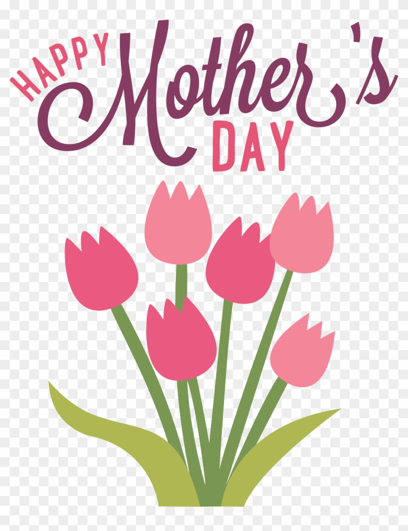 Mother%27s Day Is May - Happy Mothers Day Clipart #79731