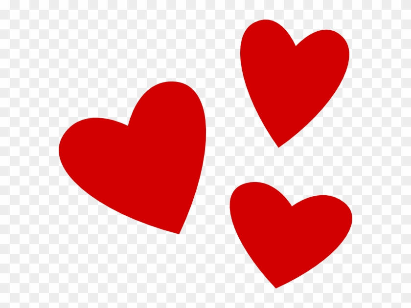 Heart Cluster Clip Art At Clker Com Vector Clip Art - Heart Cluster Clip Art #79895