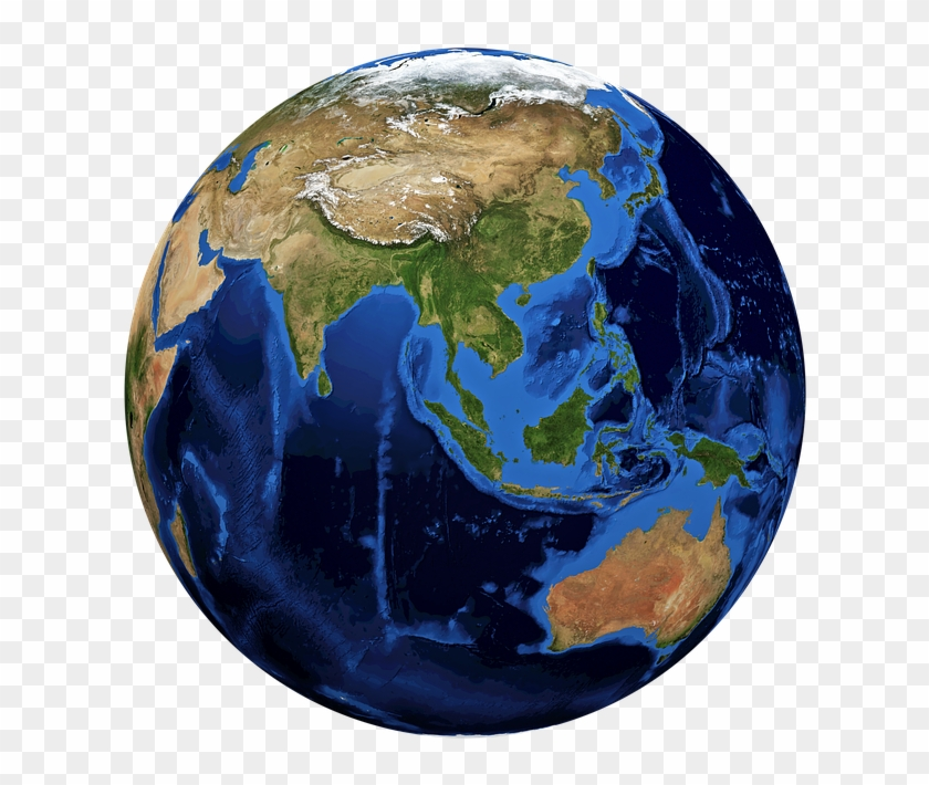 Globe World Earth Planet Earth Globe Blue - North Korea: Political, Economic And Social Issues #79962