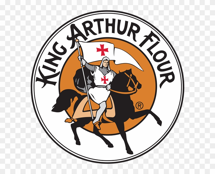 Register Now - King Arthur Flour Logo #80061
