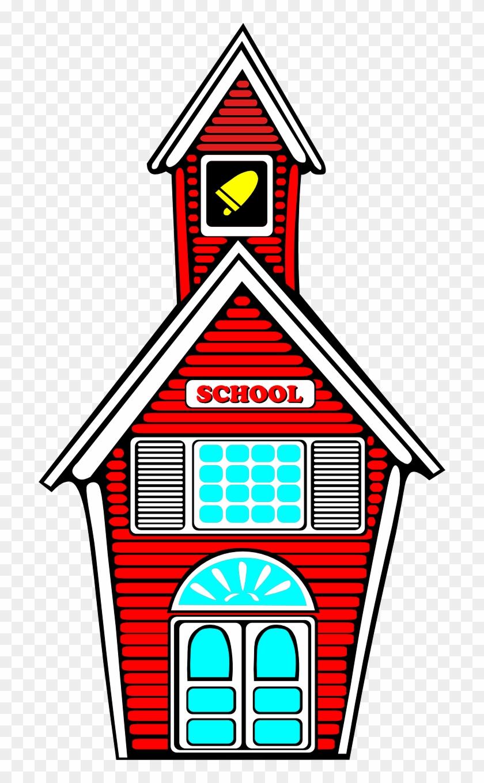 Ewms Is A Restart School - School Clip Art Without Background #80105