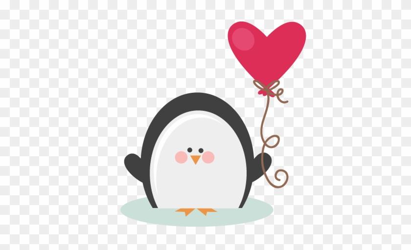 Image Result For Penguin Valentine Clipart - Penguin Valentines Day Clipart #80561