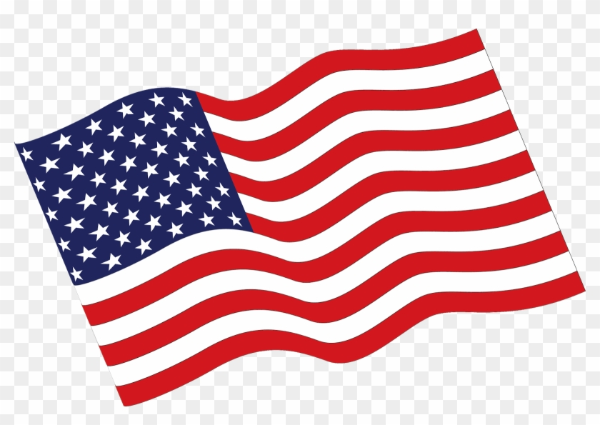 Drawn American Flag Veterans Day American Flag Clip Art Free