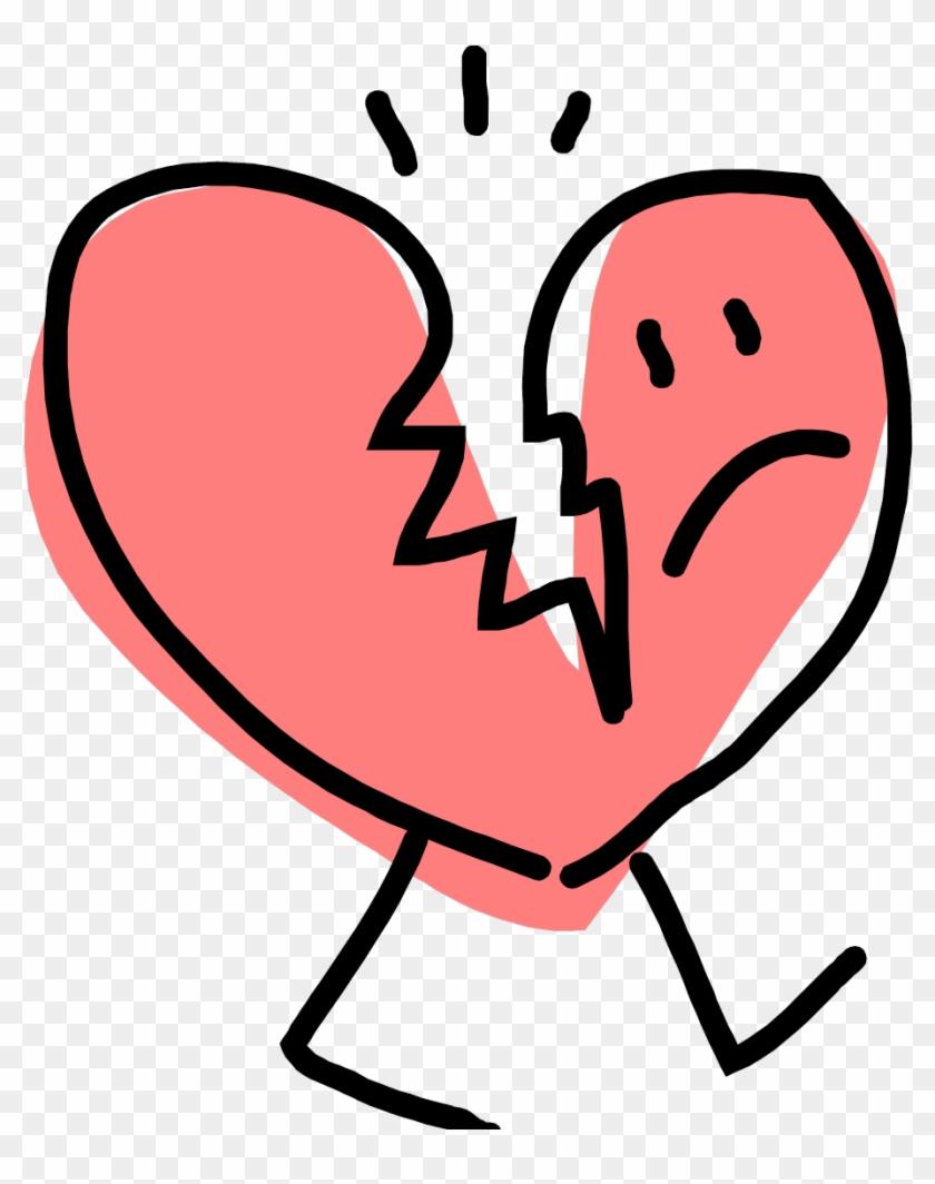 Heart Clipart School Pictures - Heart Break Clipart #80942
