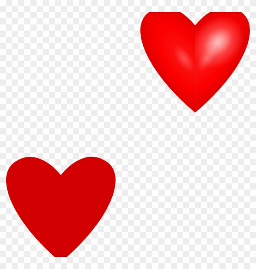 Heart Clip Art Free Clipart Love Heart Clipart Panda - Free Clipart Red Heart #80964