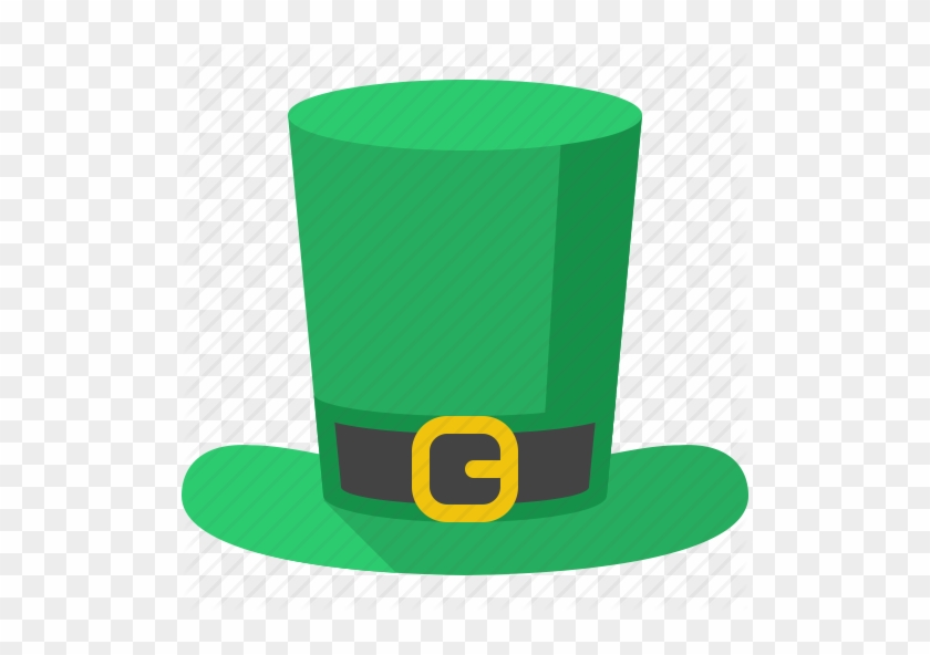 Green, Hat, Leprechaun, Patrick, Saint Patrick Pictures - St Patricks Day Hat Png #81272