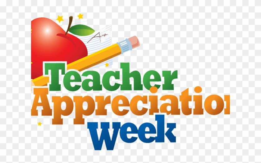 Teacher Appreciation Week - Teacher Appreciation Week 2018 #81294