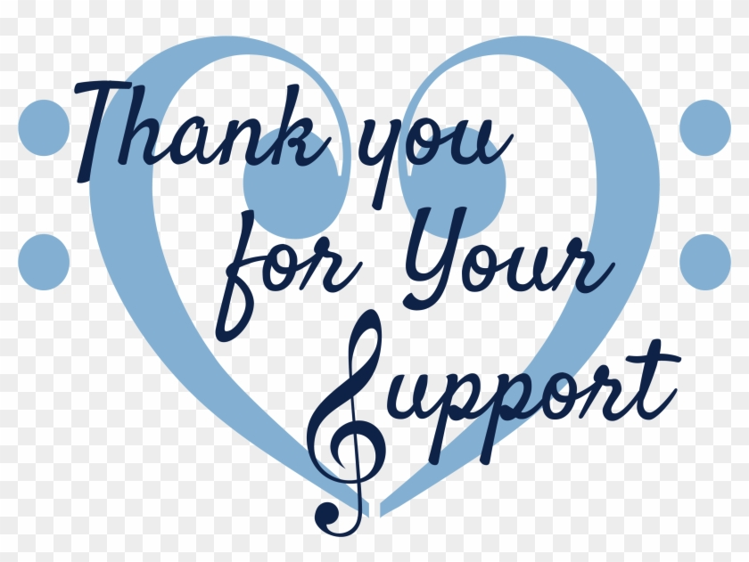 The Gilbert Jackson Chorale Thanks You For Your Support - Thank You For Your Support #81371