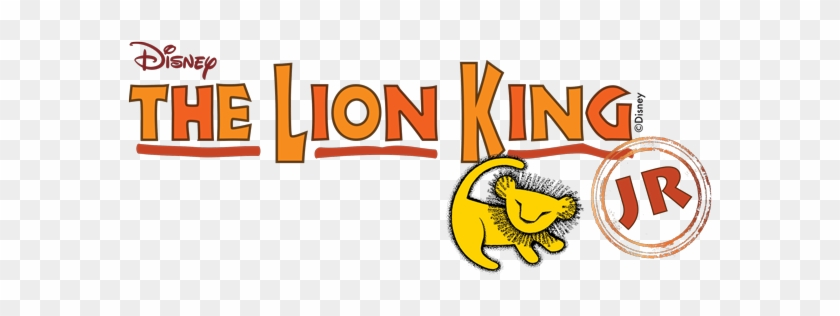 Lionkingjr Logo Full 1line 4c - Lion King Jr Logo #81523