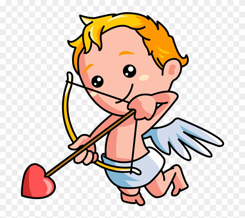 Free To Use Public Domain Valentine's Day Clip Art - Valentines Day Cute Cupid #81709