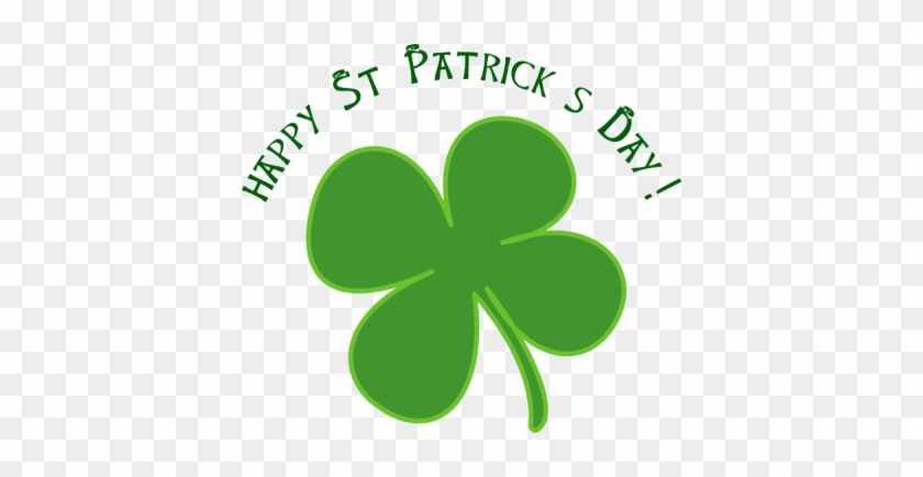 Happy St Patricks Day Shamrock Imagess Png Images - St Patrick's Day Shamrock #81793