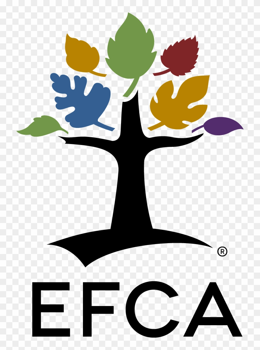 Efca Vertical Rgb - Evangelical Free Church Of America #81894