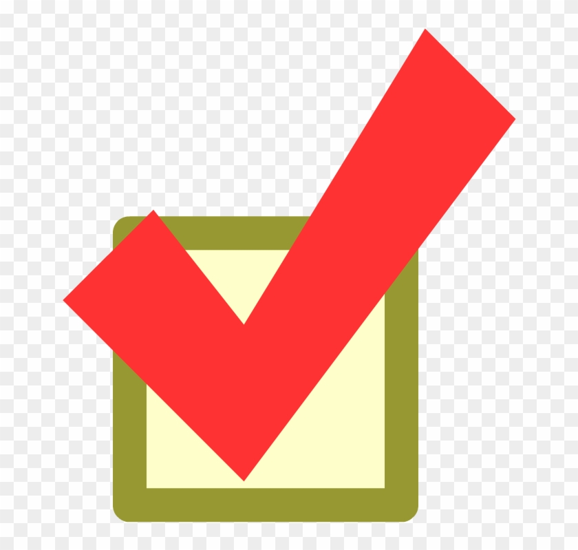 Presidential Election - Grey Check Mark Png #81947
