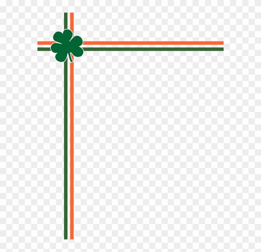 St Patricks 2011 More Free Clip Art - Lines Borders And Frames #81988