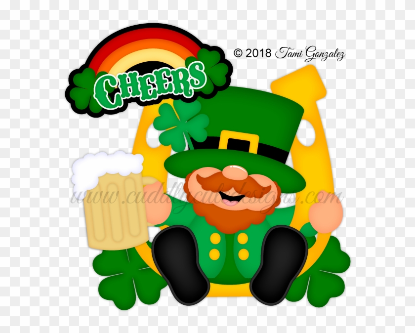 Cheers - Cheers - $5 - 00 $2 - 50 - St Patty Cuties - Leprechaun #82041