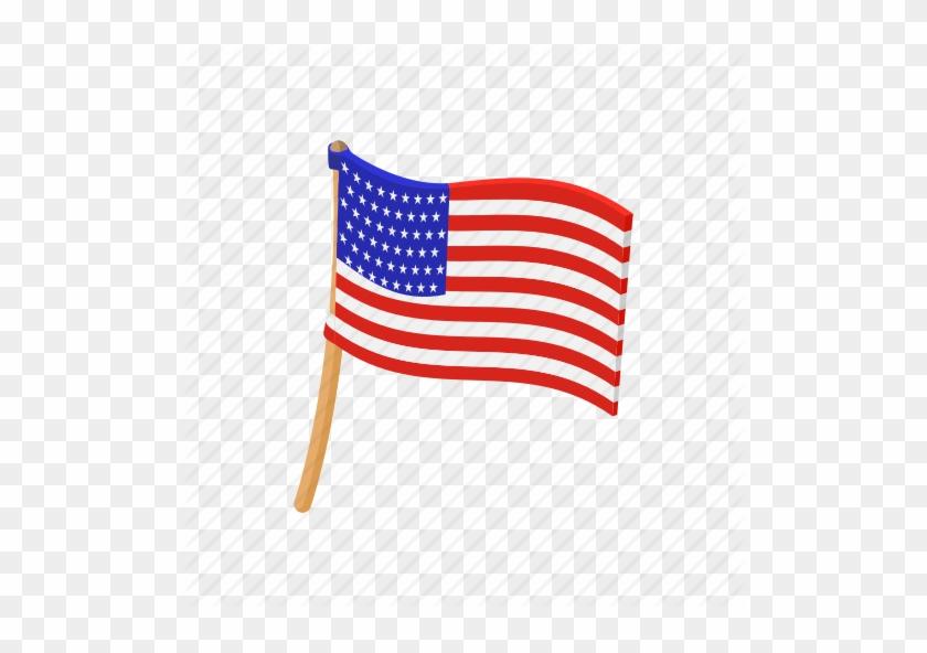 American Flag Cartoon Usa Flag Cartoon Free Transparent Png Clipart Images Download