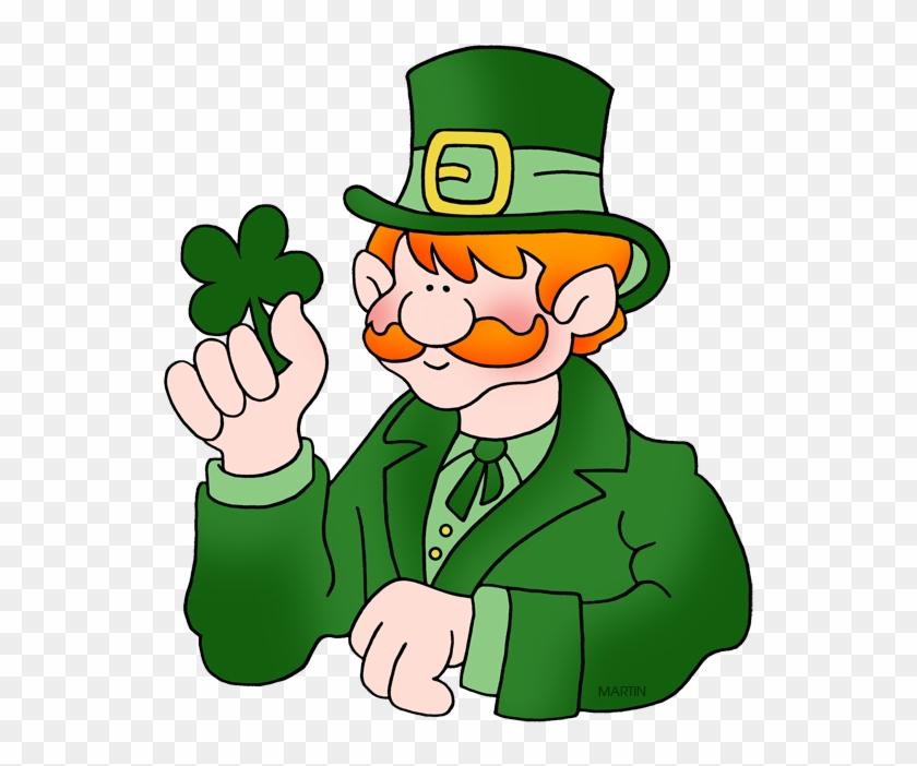 Luck Of The Irish - Saint Patrick Phillip Martin #82400