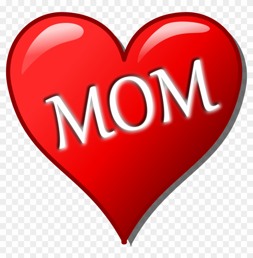 Mother's Day Heart - Mothers Day Heart #82577