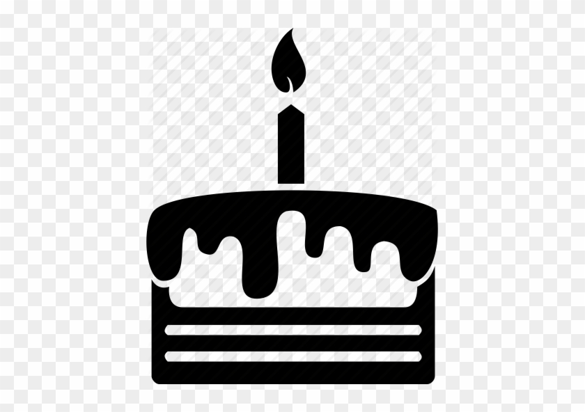 Birthdays Birthday Cake Icon Png Free Transparent Png Clipart