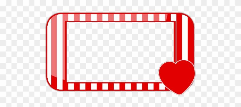 Valentine's Day Sv Border By Nmojan99 - Happy Valentines Day Borders #83035