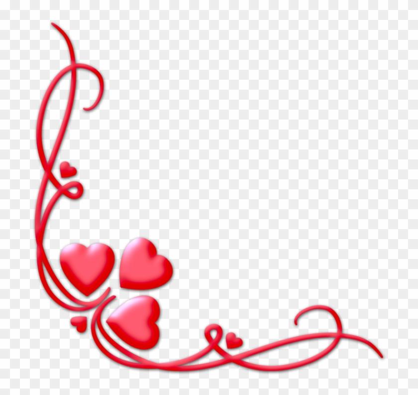 Wedding Invitation Valentine's Day Heart Clip Art - Valentine Corners #83175