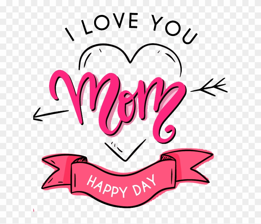 Download Vector Mothers Day English Free Png And Vector - Mother's Day #83305