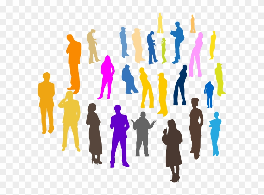 Free Clip Art Of People Gathering Dromgfe Top - Gender School And Society #83636