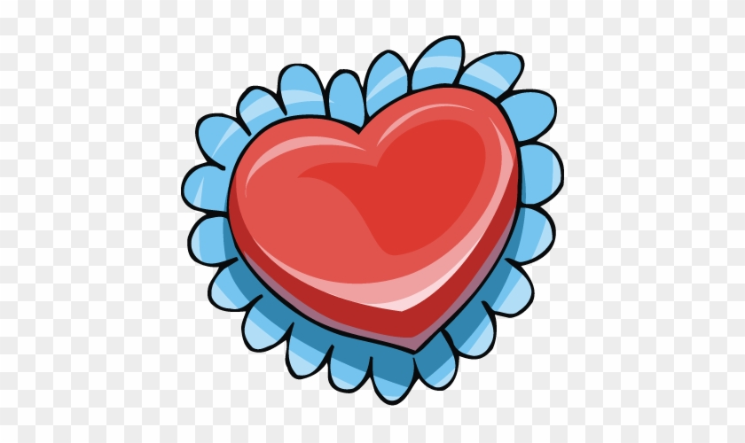 Png - - Heart Coloring Pages #84019