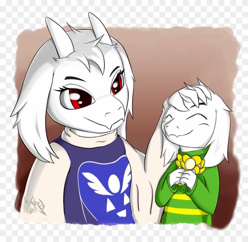 Happy Goatmom Day - Undertale Fanart Happy #84646