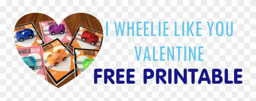 Wheelie Like You Printable Free #84697