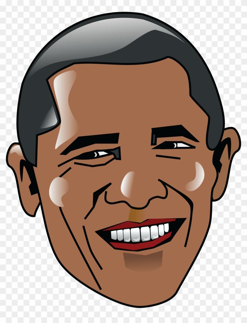Barack Obama Clip Art #84733
