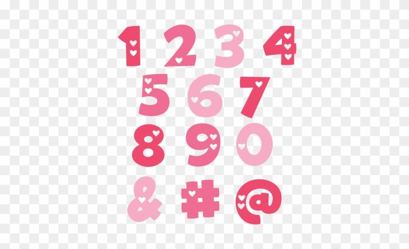 Valentine Numbers #84741
