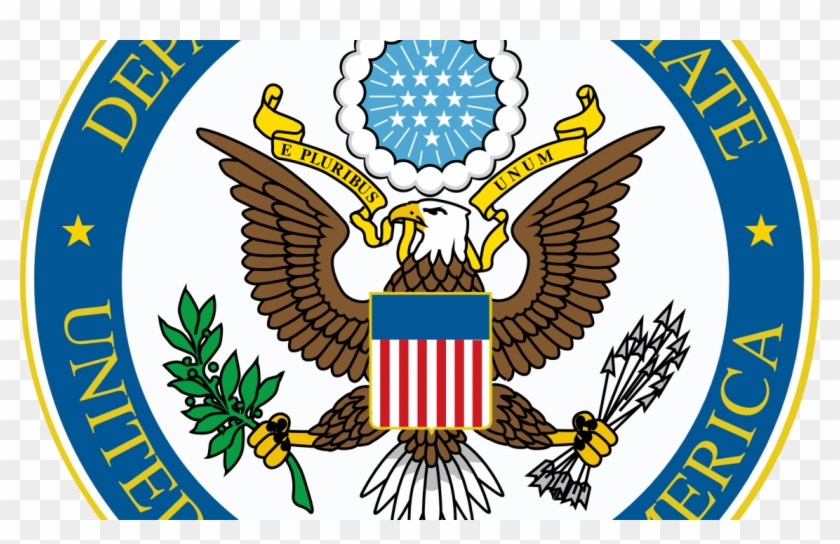 Search Clip Art State Department Logo 767kb - Us Department Of State #84750