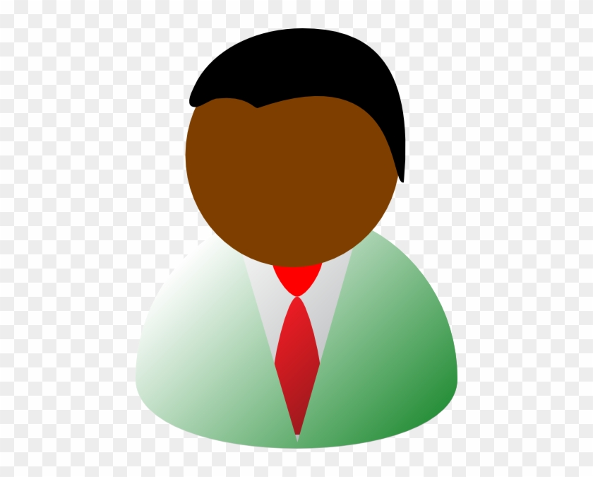 Executive 2 Clip Art At Clker - Executive Clipart #84783