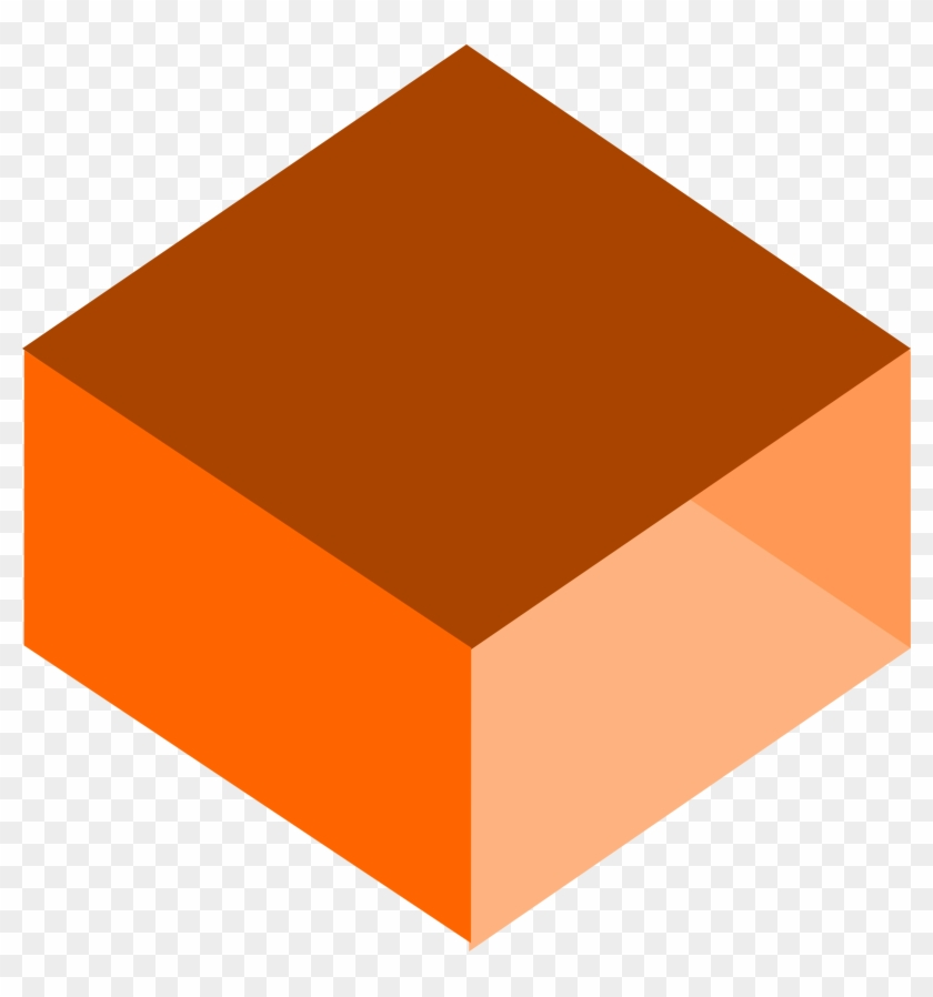 Similar Clip Art - Orange Box Clipart #84787