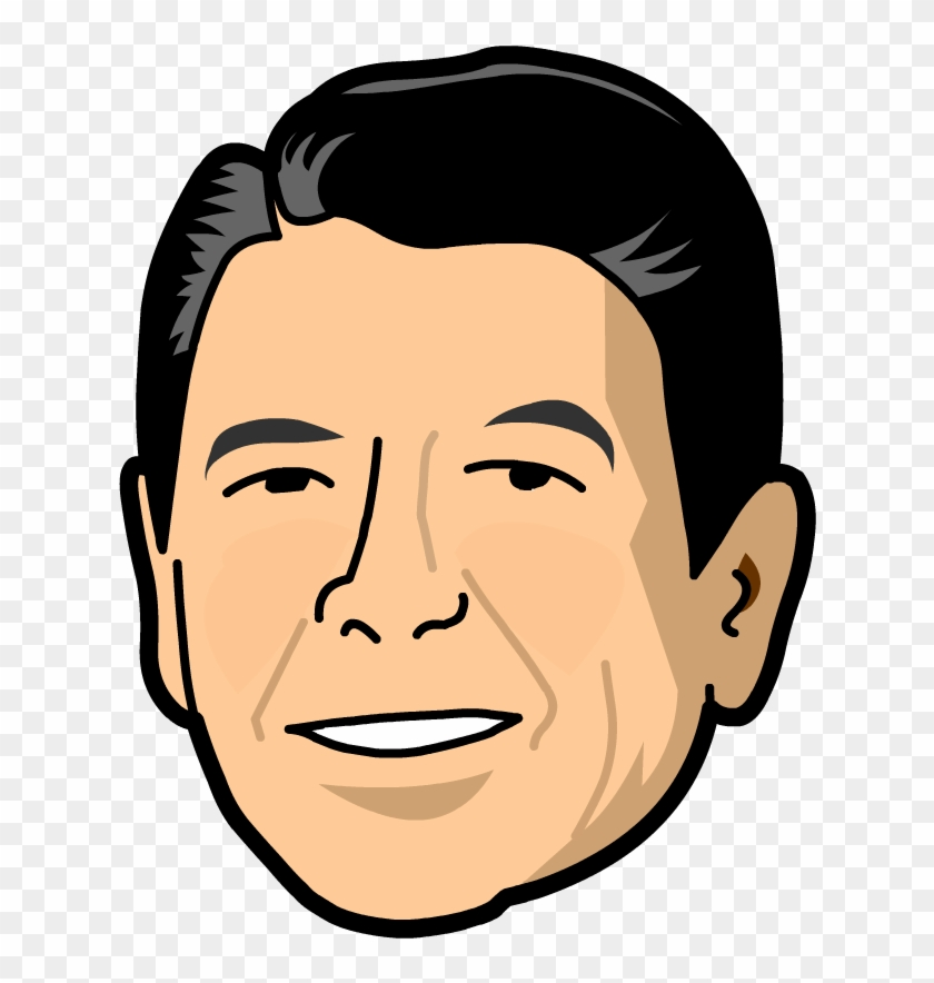 Ronald Reagan Ucla Medical Center President Of The - Ronald Reagan Clipart #84792