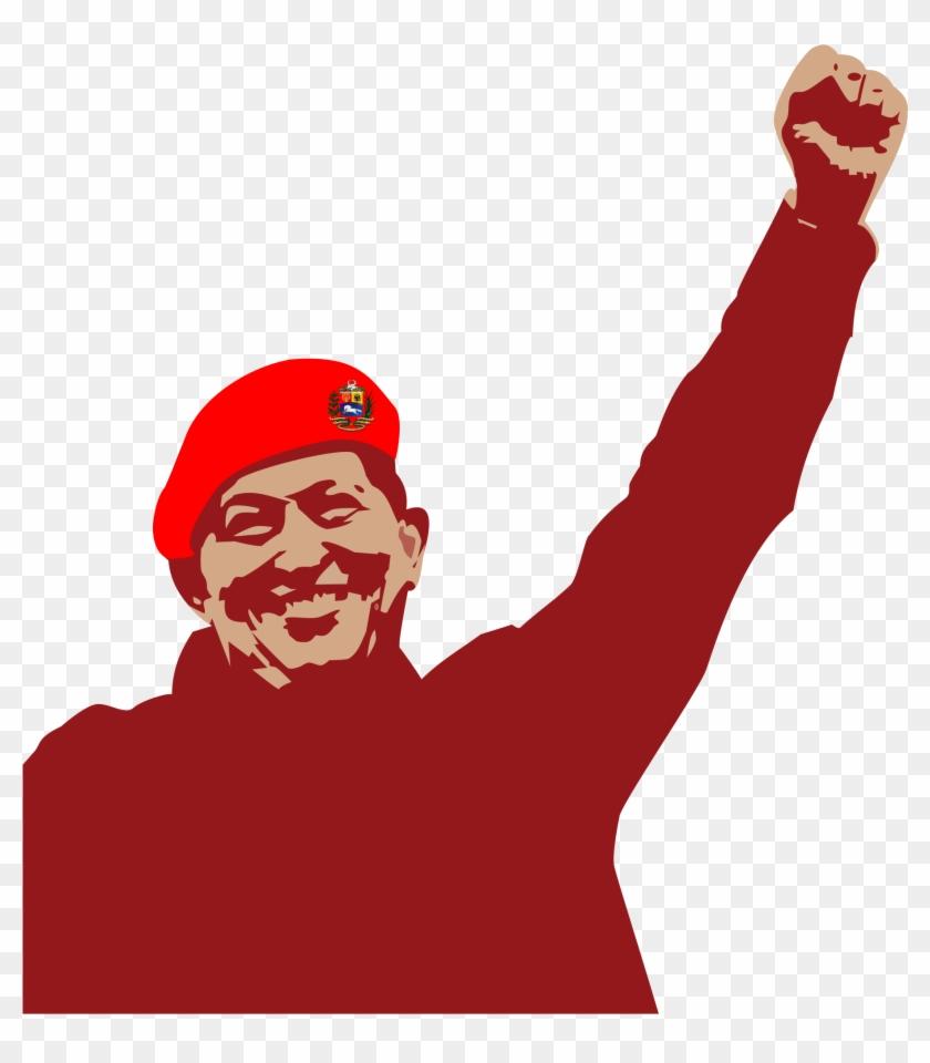 Free Hugo Chavez - Cara De Chavez Png #84796