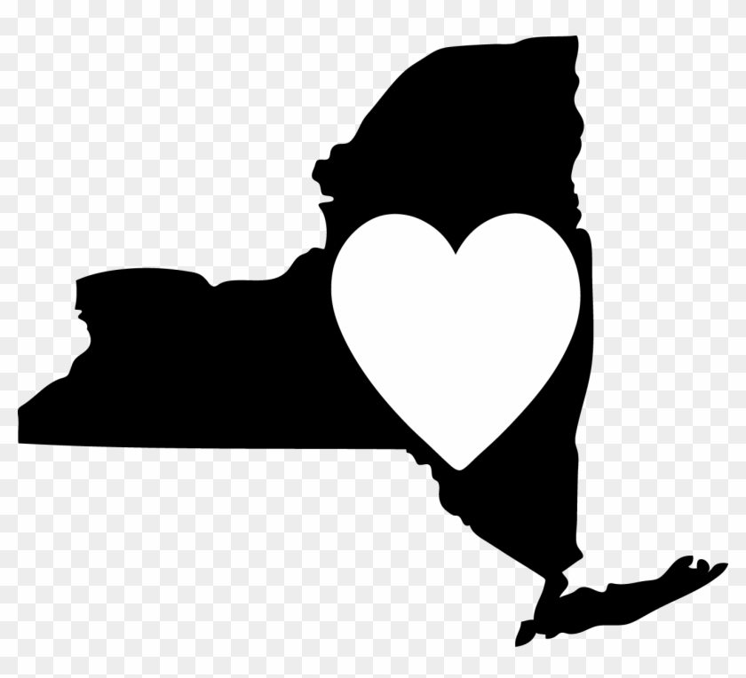 New York State Clipart - New York State Nursing #84877