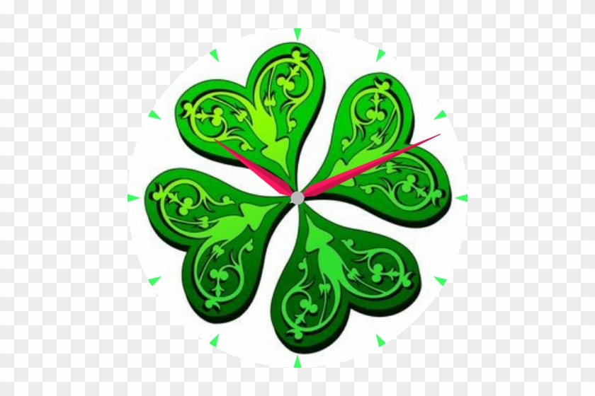 St Patrick Day - Good Luck Irish Symbols #84897