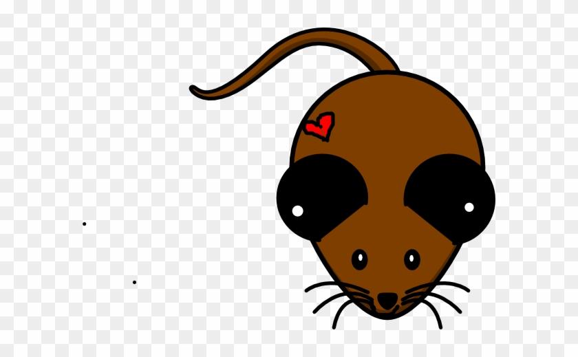 Myš Kreslená #84915