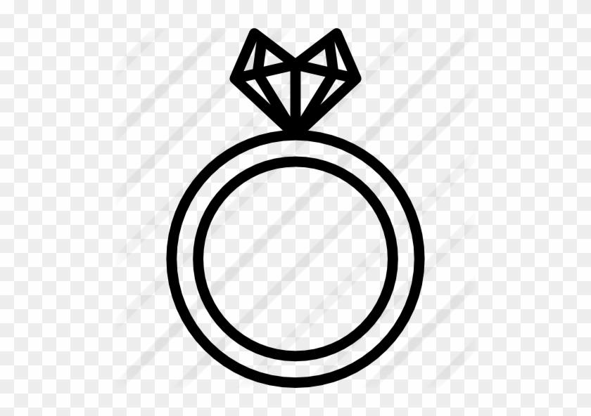 Heart Shaped Diamond Ring - Jewellery #84931