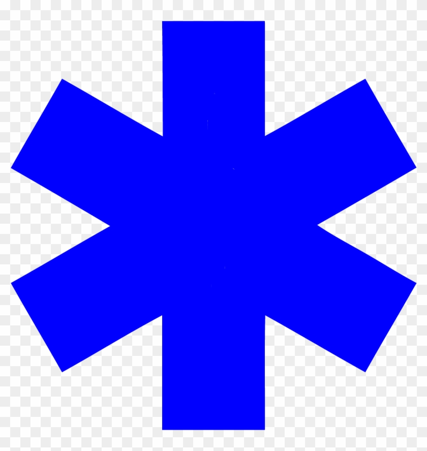 Ems Clipart - Heart Symbol In Blue #84937