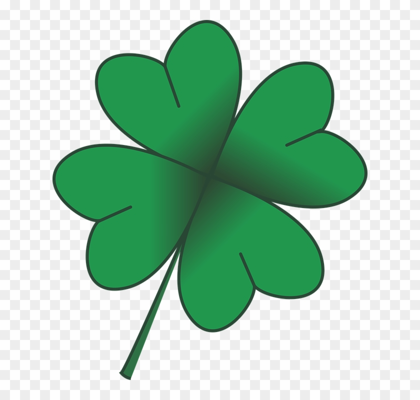 Shamrock St Patrick's Day Irish - Clover Png #85012