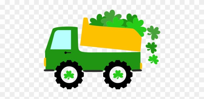 Patty's Dump Truck - Saint Patrick's Day #85026
