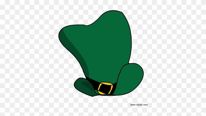 Saint Patrick\s Day Hat Free Clip Art - Saint Patrick's Day #85098