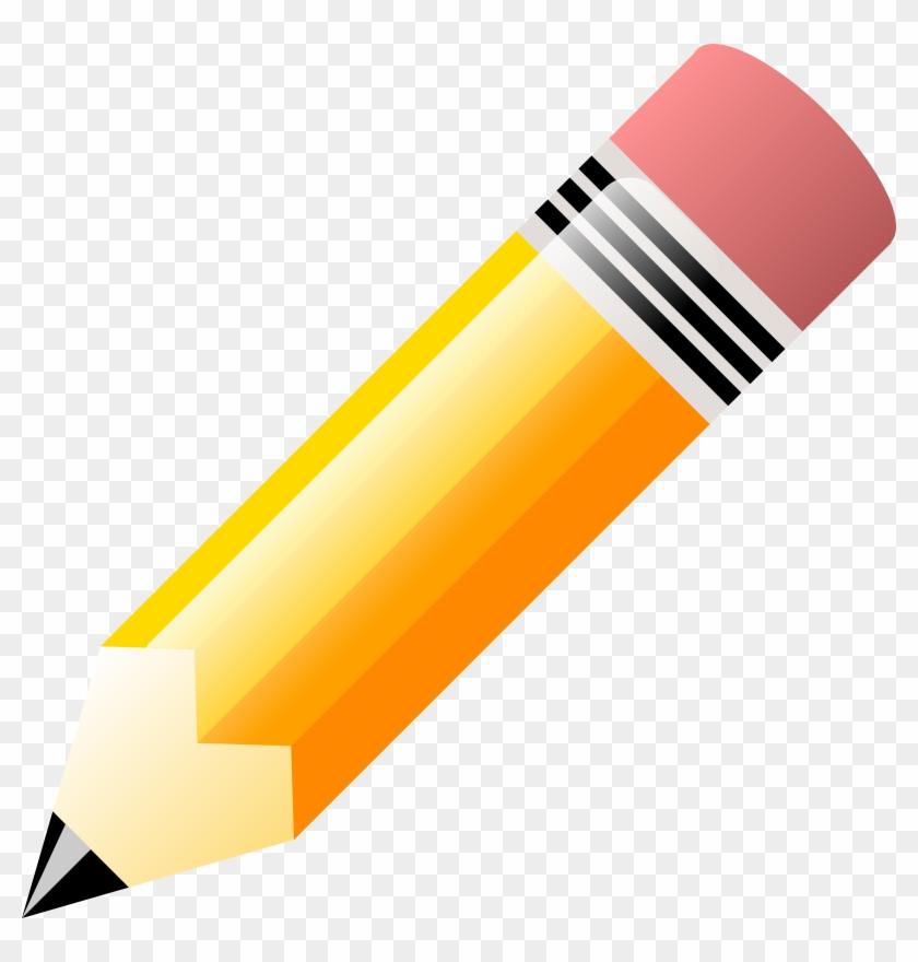 Lapis Clipart - Pencil Png #85129